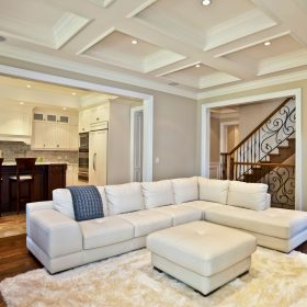 10940676 - elegant living room in a luxury estate house
